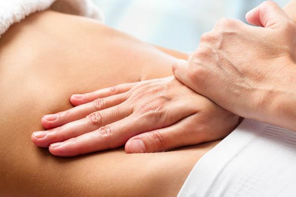osteophatische Techniken